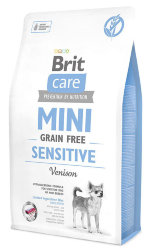 BRIT CARE MINI GF SENSITIVE СУХОЙ КОРМ ДЛЯ СОБАК МИНИ-ПОРОД 7 кг.