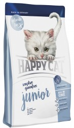 HAPPY CAT SENSITIVE GRAINFREE JUNIOR ДЛЯ КОТЯТ 0,3 кг., 1,4 кг., 4 кг.