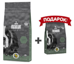 BOZITA ROBUR MOTHER & PUPPY XL (14 кг. + 3,25 кг.)