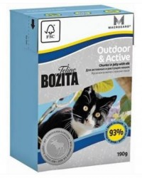 BOZITA TETRA PAK FUNKTION OUTDOOR & ACTIVE 190 гр.