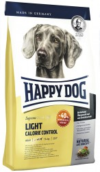 HAPPY DOG SUPREME FIT & WELL LIGHT CALORIE CONTROL КОНТРОЛЬ ВЕСА 4 кг., 12,5 кг.