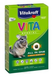 VITAKRAFT VITA SPECIAL ALL AGES КОРМ ДЛЯ ШИНШИЛЛ 600 гр.