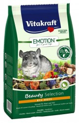 VITAKRAFT BEAUTY SELECTION КОРМ ДЛЯ ШИНШИЛЛ 600 гр.