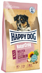HAPPY DOG PREMIUM NATURCROQ WELPEN PUPPIES ДЛЯ ЩЕНКОВ