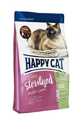 HAPPY CAT ADULT STERILISED ПАСТБИЩНЫЙ ЯГНЕНОК